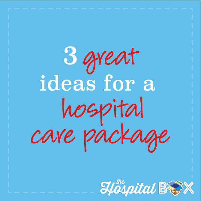What To Give A Loved One In The Hospital