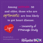 Optimistic women less likely to get heart disease