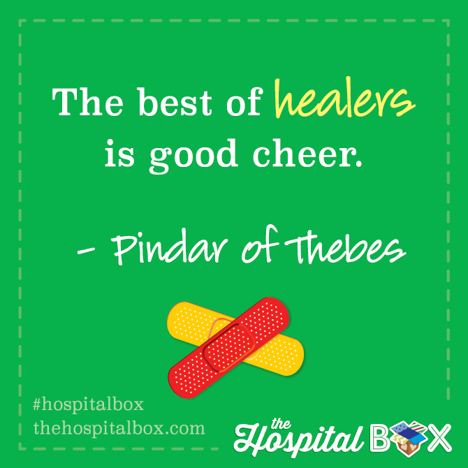 Bring  Joy To A Loved One Who Needs Healing!